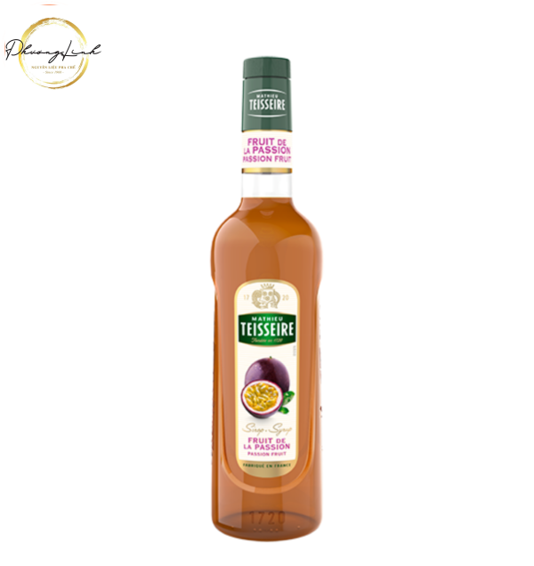 TEISSEIRE CHANH DÂY/PASSION FRUIT 700ML 1