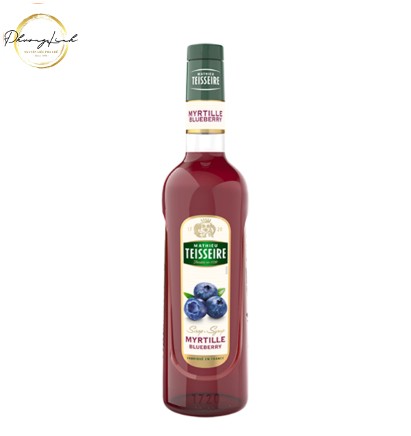 TEISSEIRE VIỆT QUẤT/BLUEBERRY 700ML 1