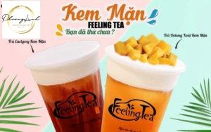 Bật mí công phu để tạo nên một ly trà sữa Feeling Tea 2