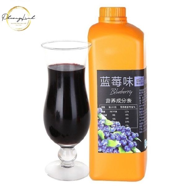 Syrup Boduo Việt Quốc 1